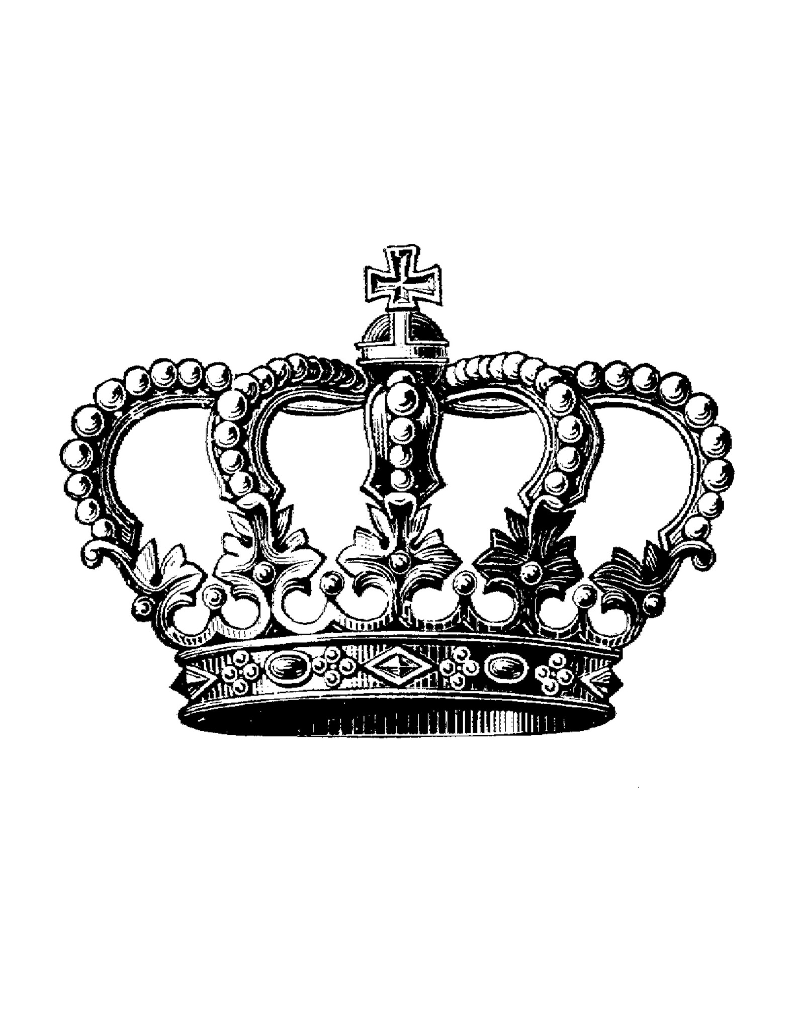 Royal crown Logos