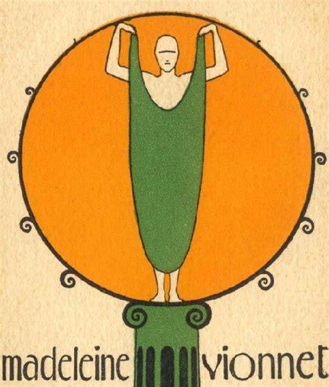 Madeleine vionnet Logos