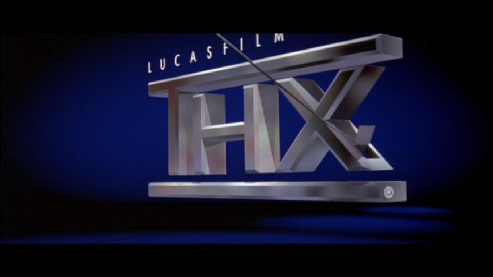 Thx Robot Logos