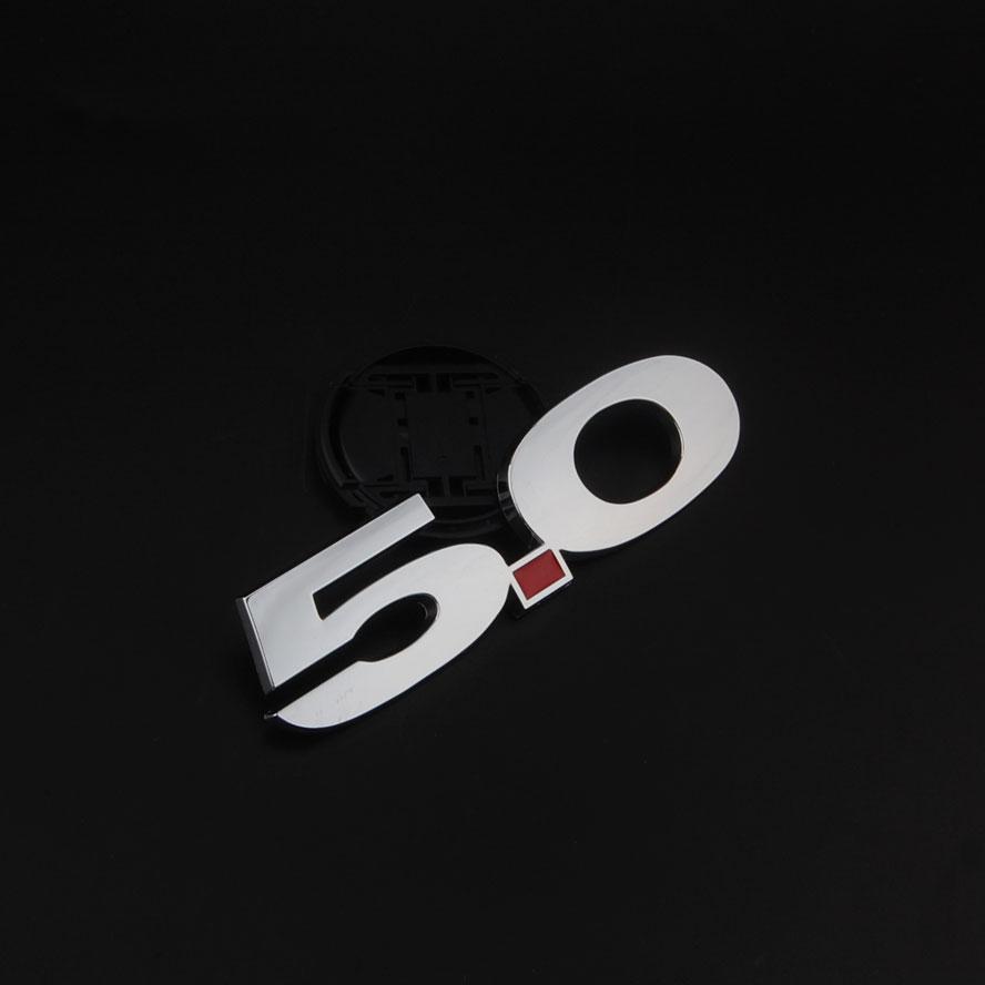 Mustang 5 0 Logos