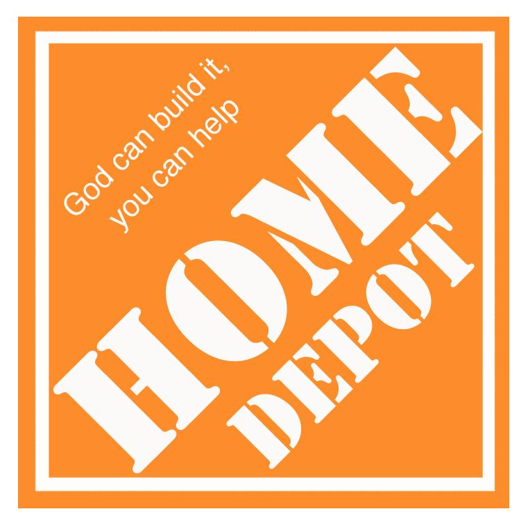 Home depot Logos