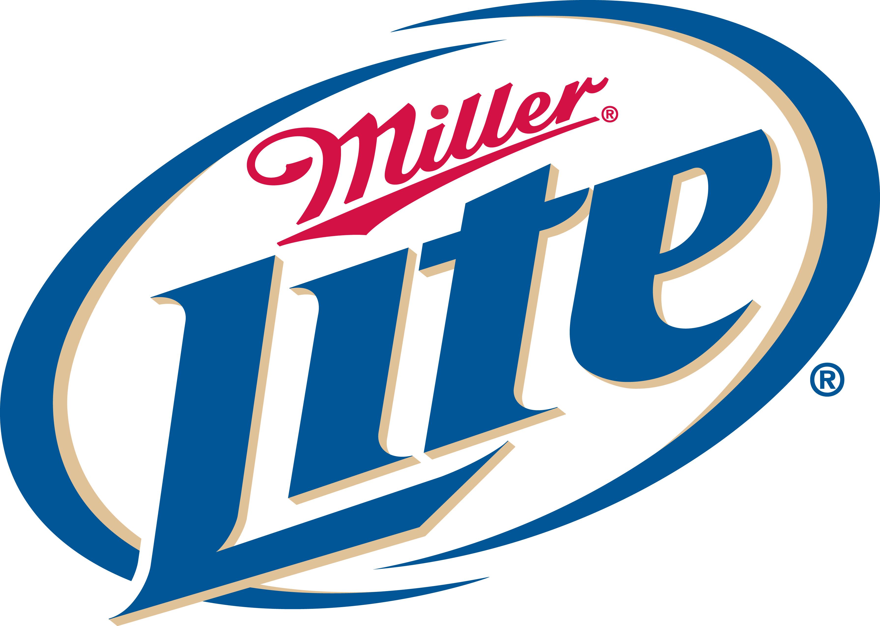 Miller light Logos