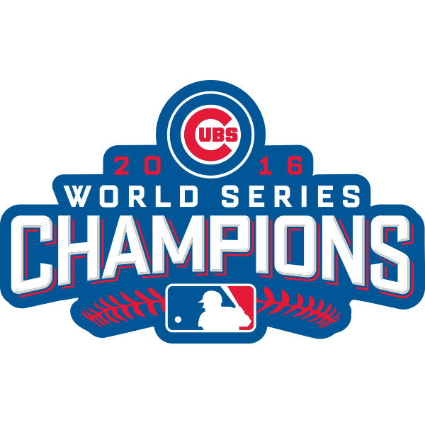 Chicago Cubs World Series Logos