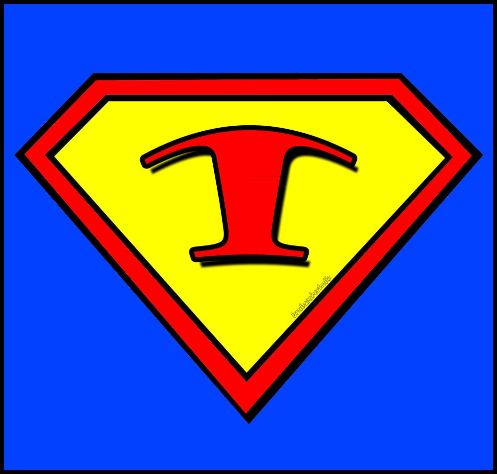 Blank Superman Logo Template Best