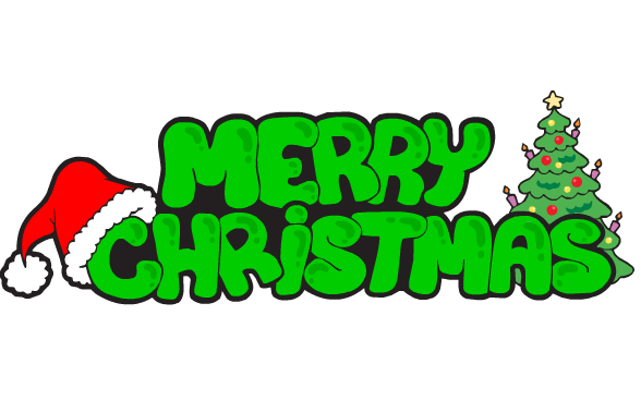 merry christmas logo by angiesweetgirl on deviant - Christmas Logos