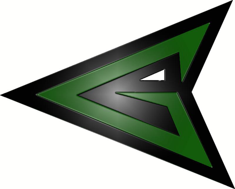 The green arrow Logos Green Arrow Superhero Logo