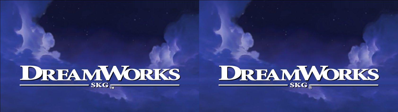dreamworks skg logos