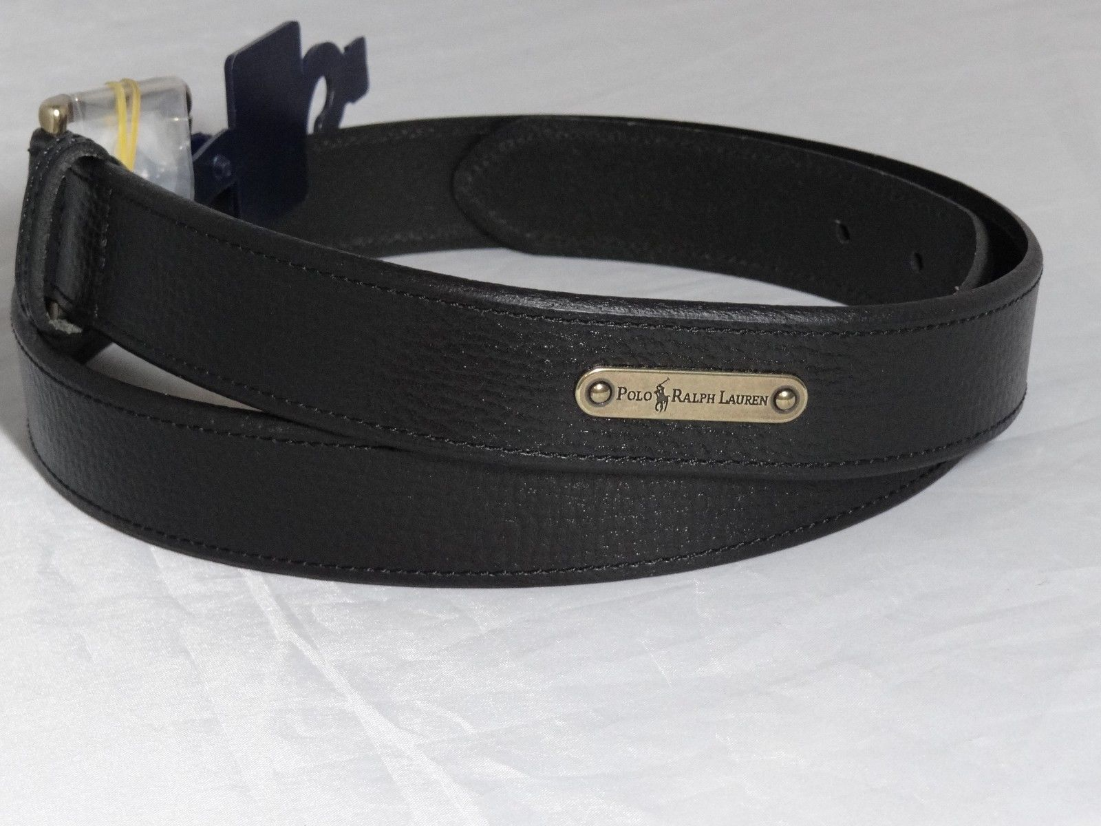 Polo Belt With Logos