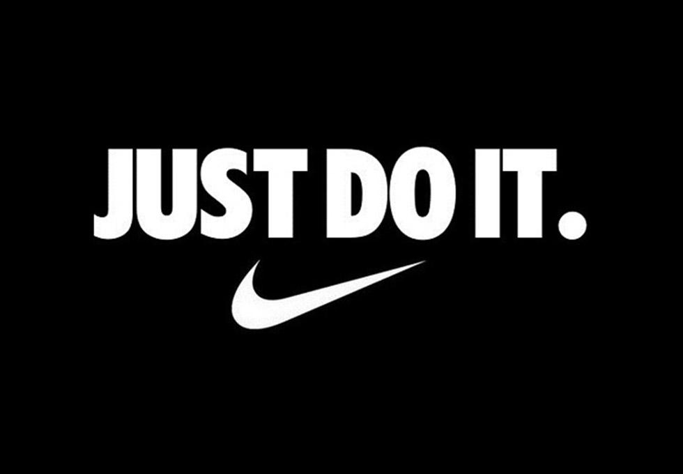 Just Do It Logos