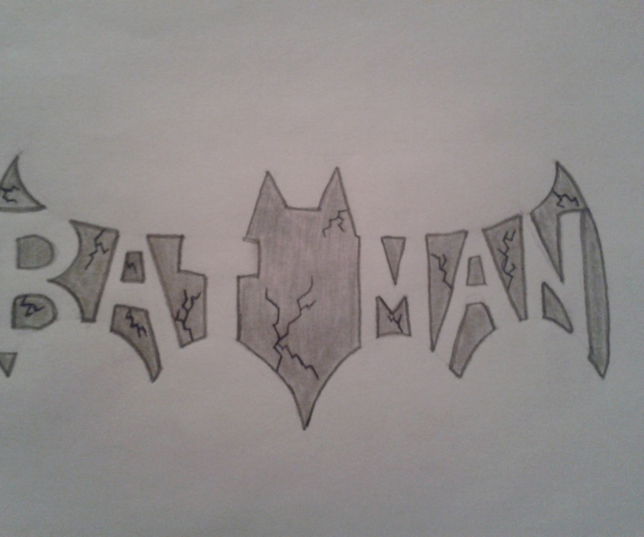 Draw Batman Logos