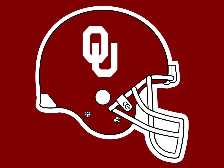 ou football helmet logos