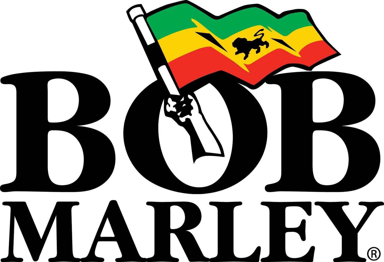 Bob marley Logos