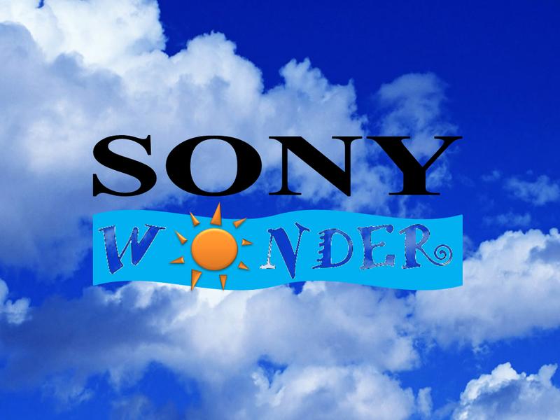 Sony wonder Logos