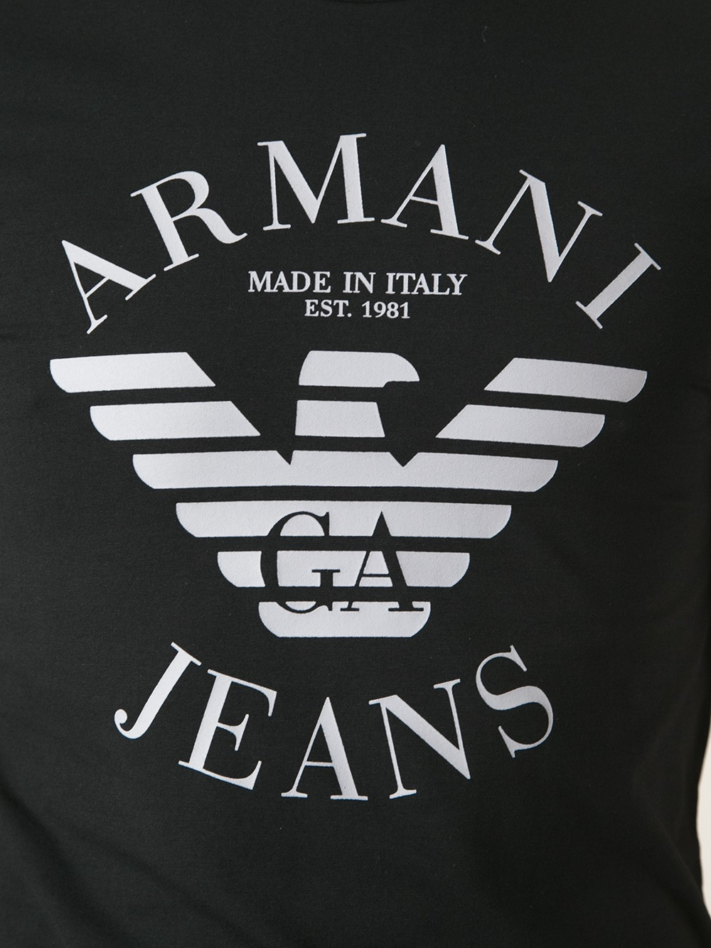 048c9128076 Logos Armani. Gallery Of The Armani Logo Focuses More On The Image ...