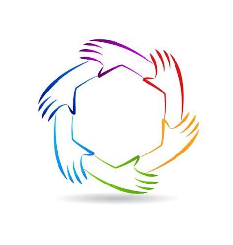 Unity Hands Logos