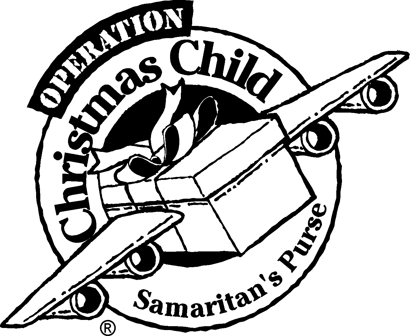 Operation Christmas Child Logo.Operation Christmas Child Logos