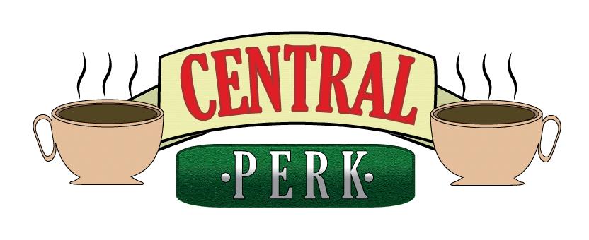 Central perk Logos