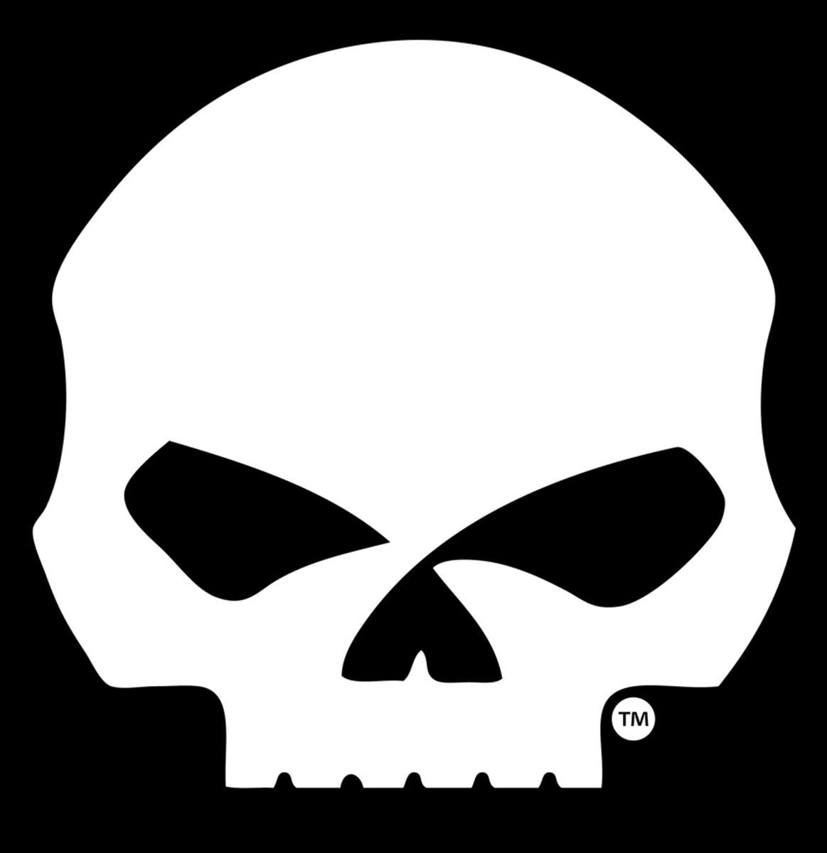 harley davidson skull logos. Black Bedroom Furniture Sets. Home Design Ideas