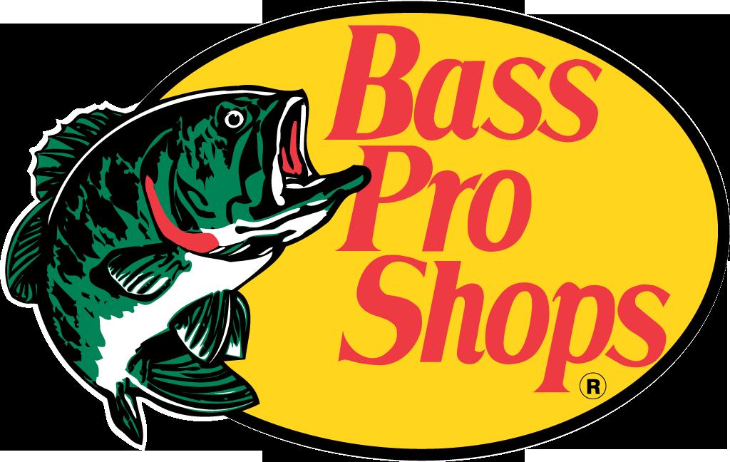 Bass Pro Shop Main Logo Vinyl Decal Sticker 5 Sizes!!!