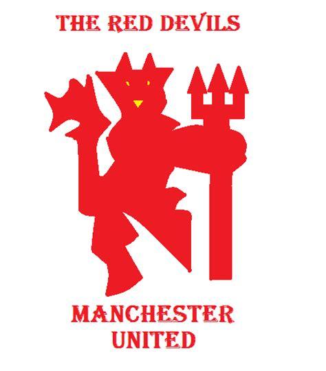 manchester united devil logos manchester united devil logos