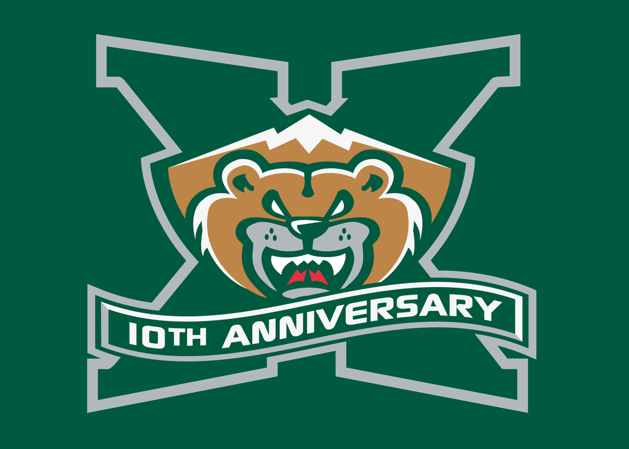 10th anniversary Logos