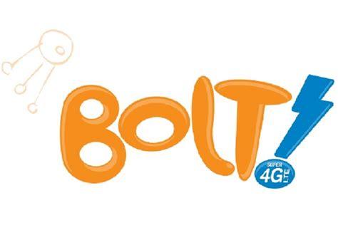 Bolt 4g Logos