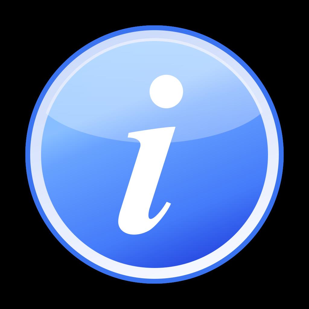 Information logo