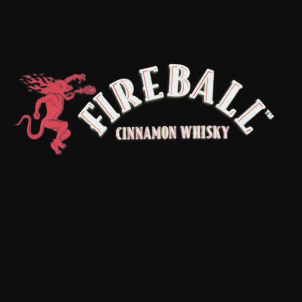 Fireball Cinnamon Whiskey Logos