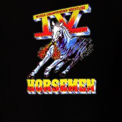 Wcw 4 horsemen Logos