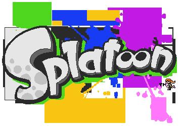 Splatoon Logos