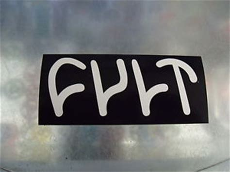 Cult Crew Logos