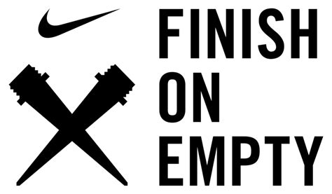 Nike cross country Logos