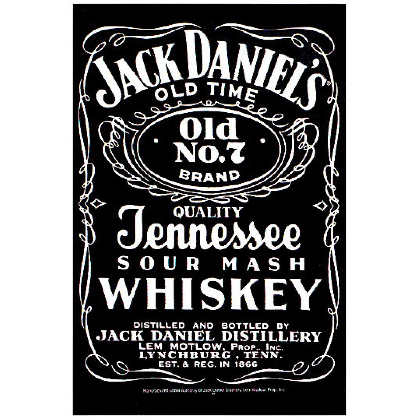 Lovely Jack Daniels Invitation Template Free