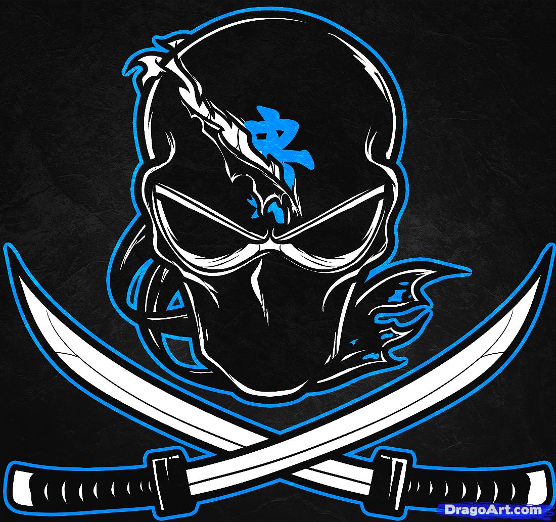 Ninja Skull Wallpaper Free Wallpaper Hd