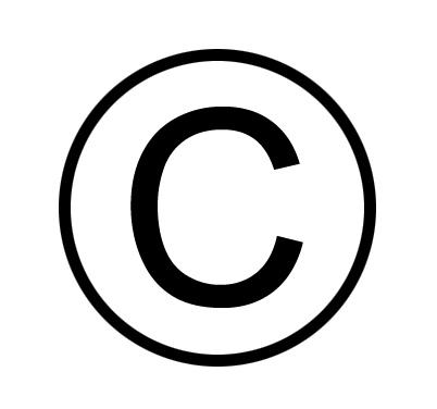 C Copyright Logos