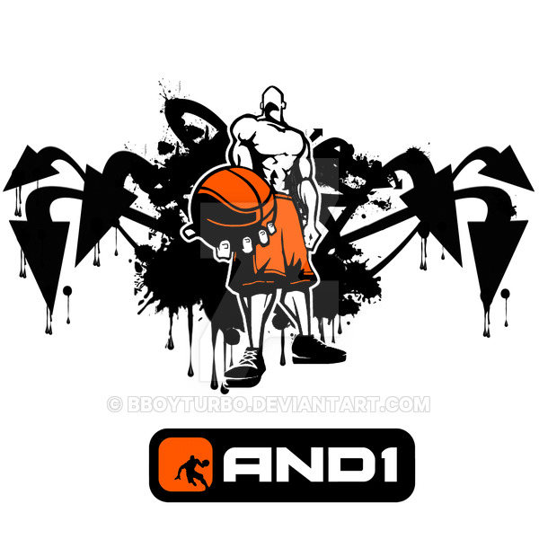 And one basketball logos and1 by bboyturbo on deviant voltagebd Image collections