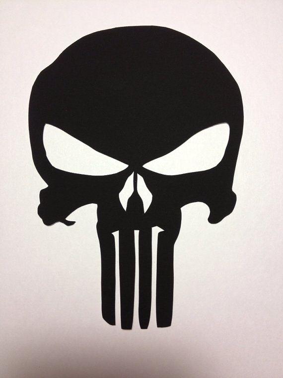 Marvel Skull Logos