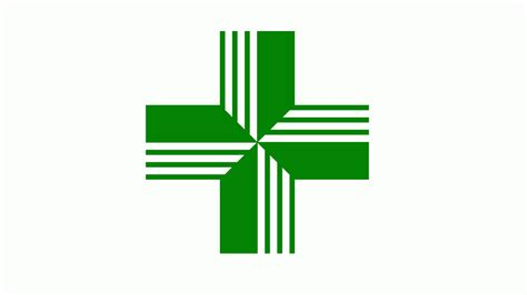 Pharmacy Cross Logo