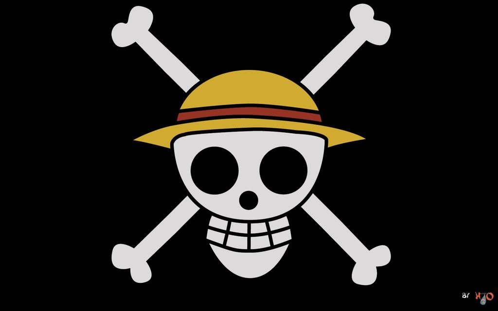 Straw Hat Pirates Logos