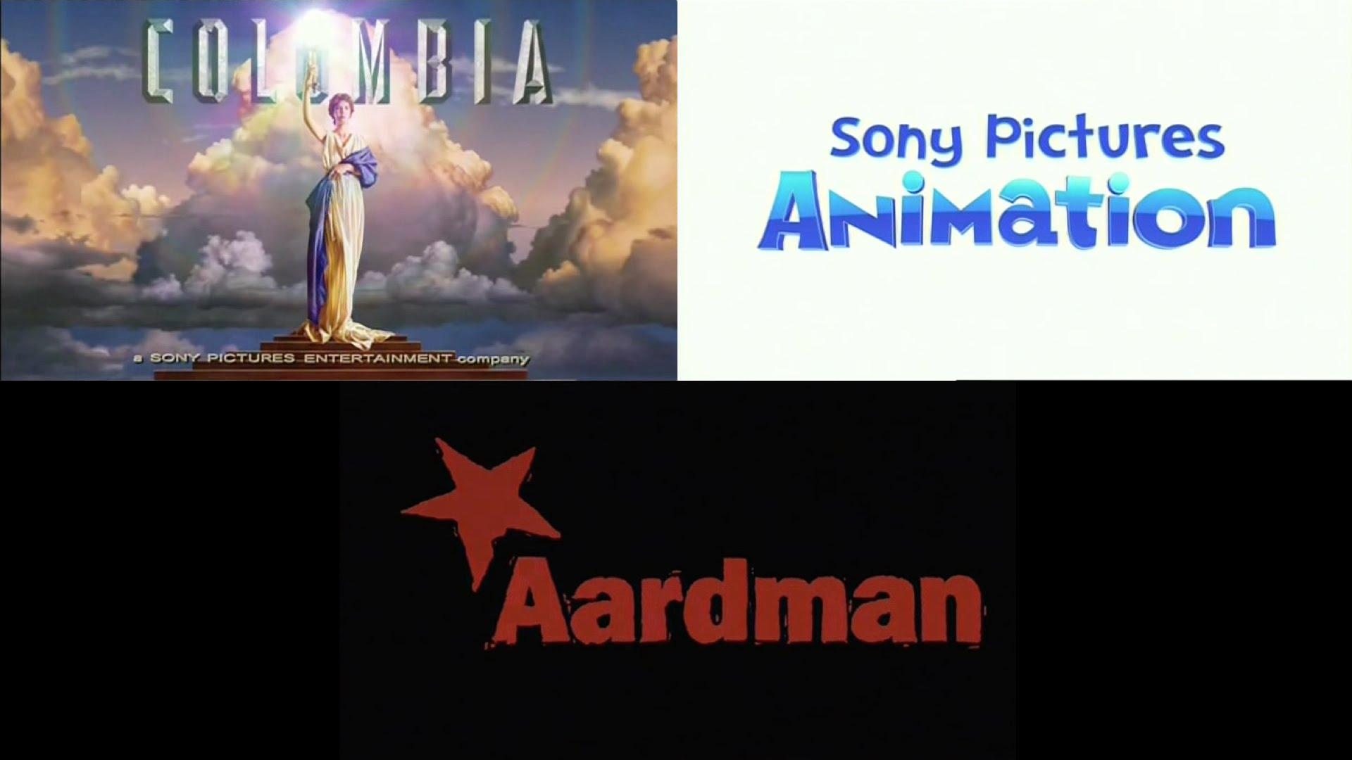 Sony columbia pictures Logos