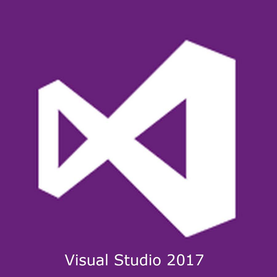 Visual studio 2017 Logos