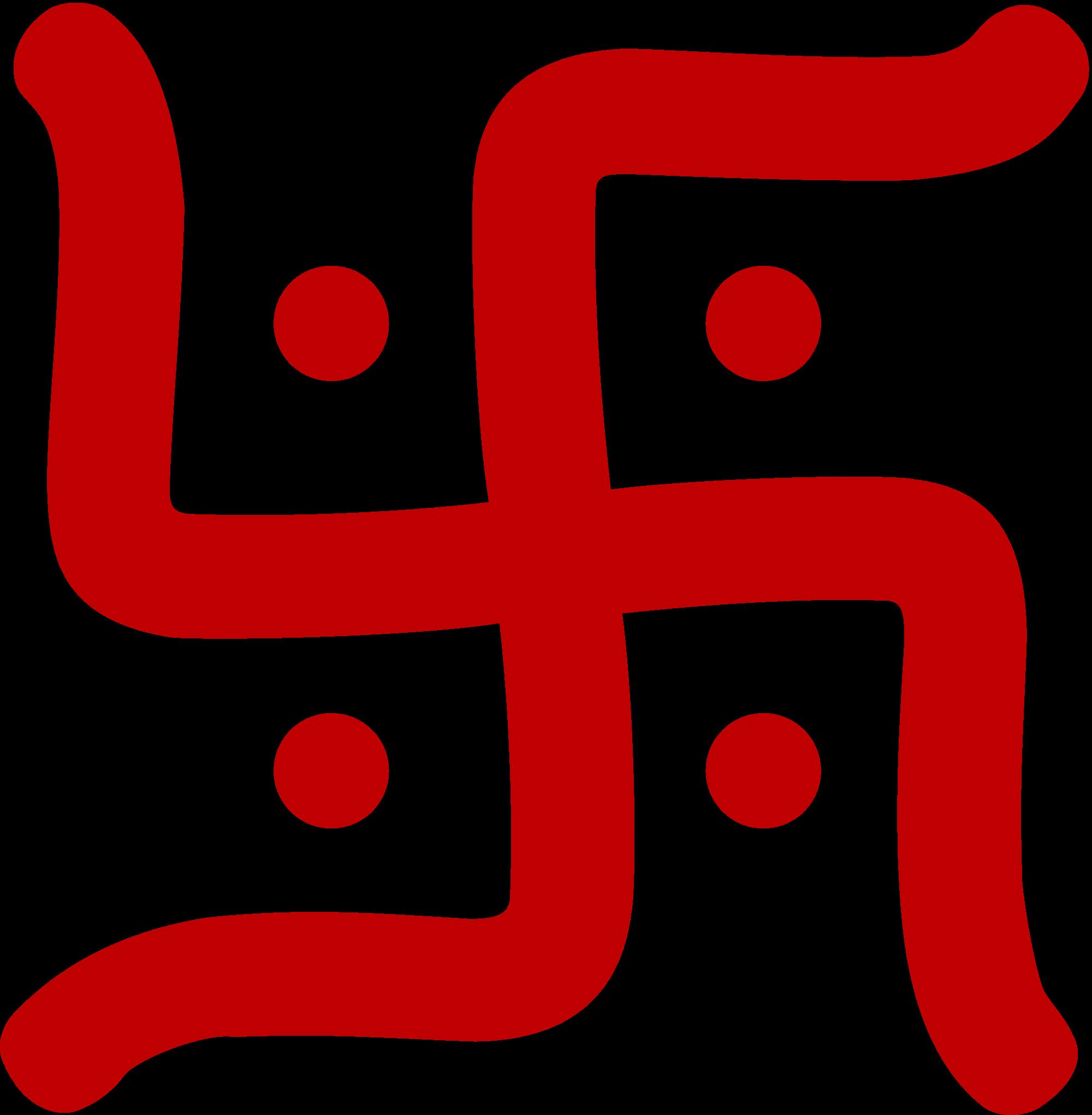 Hindu Swastik Logos