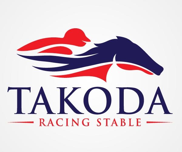 horse racing logos
