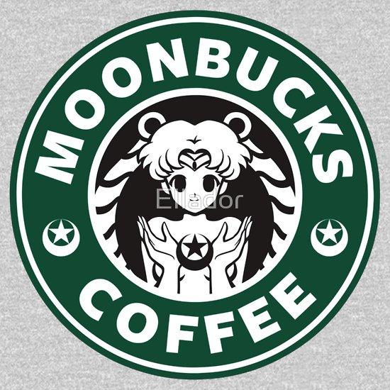 Anime Starbucks Logos