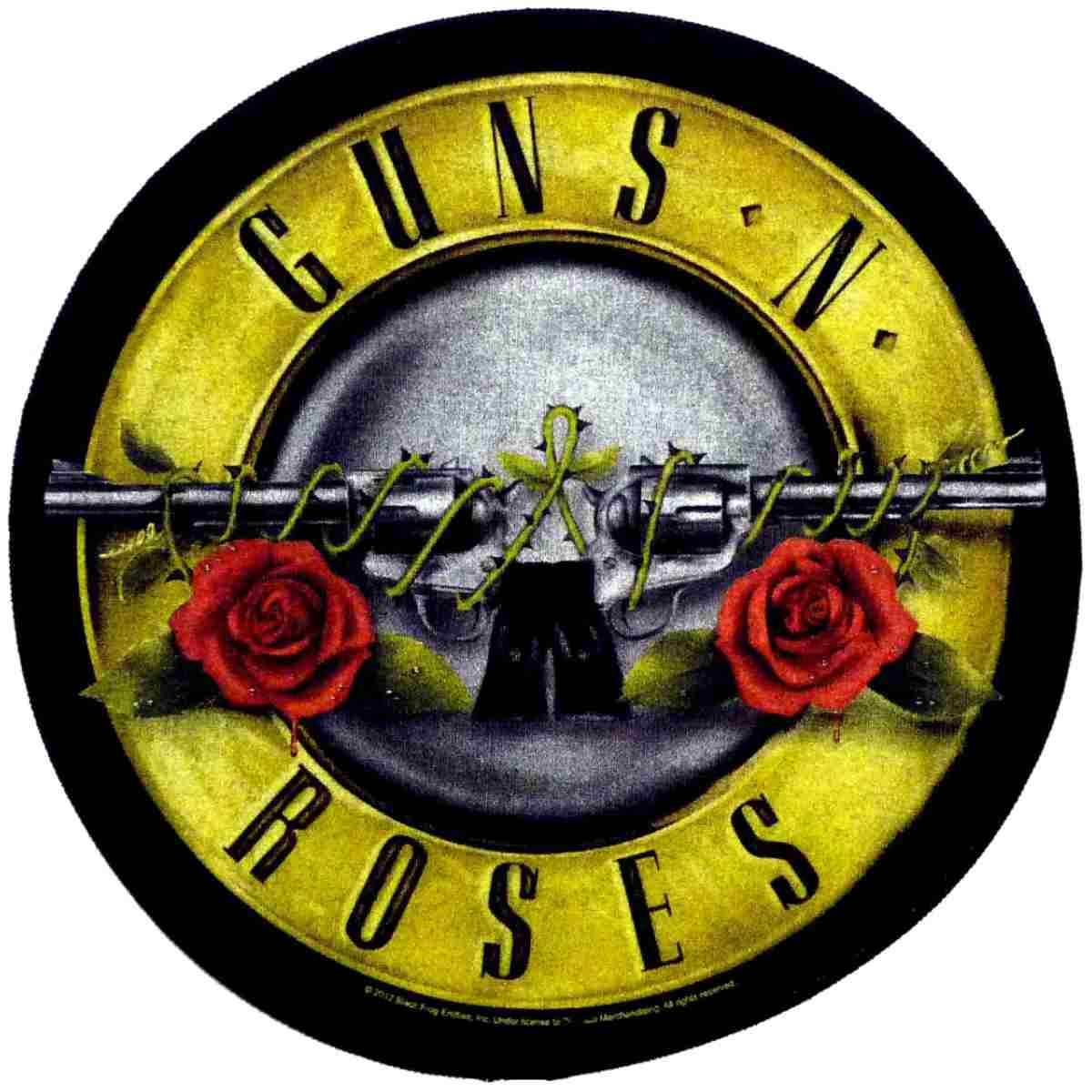 Guns n roses Logos