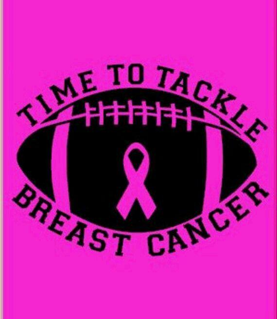 6d460955b11 Breast cancer football Logos