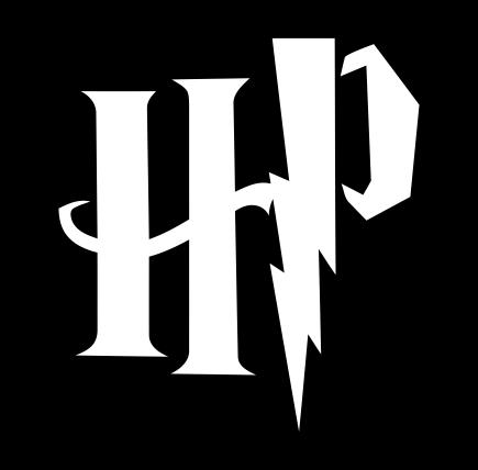 harry potter hp logos