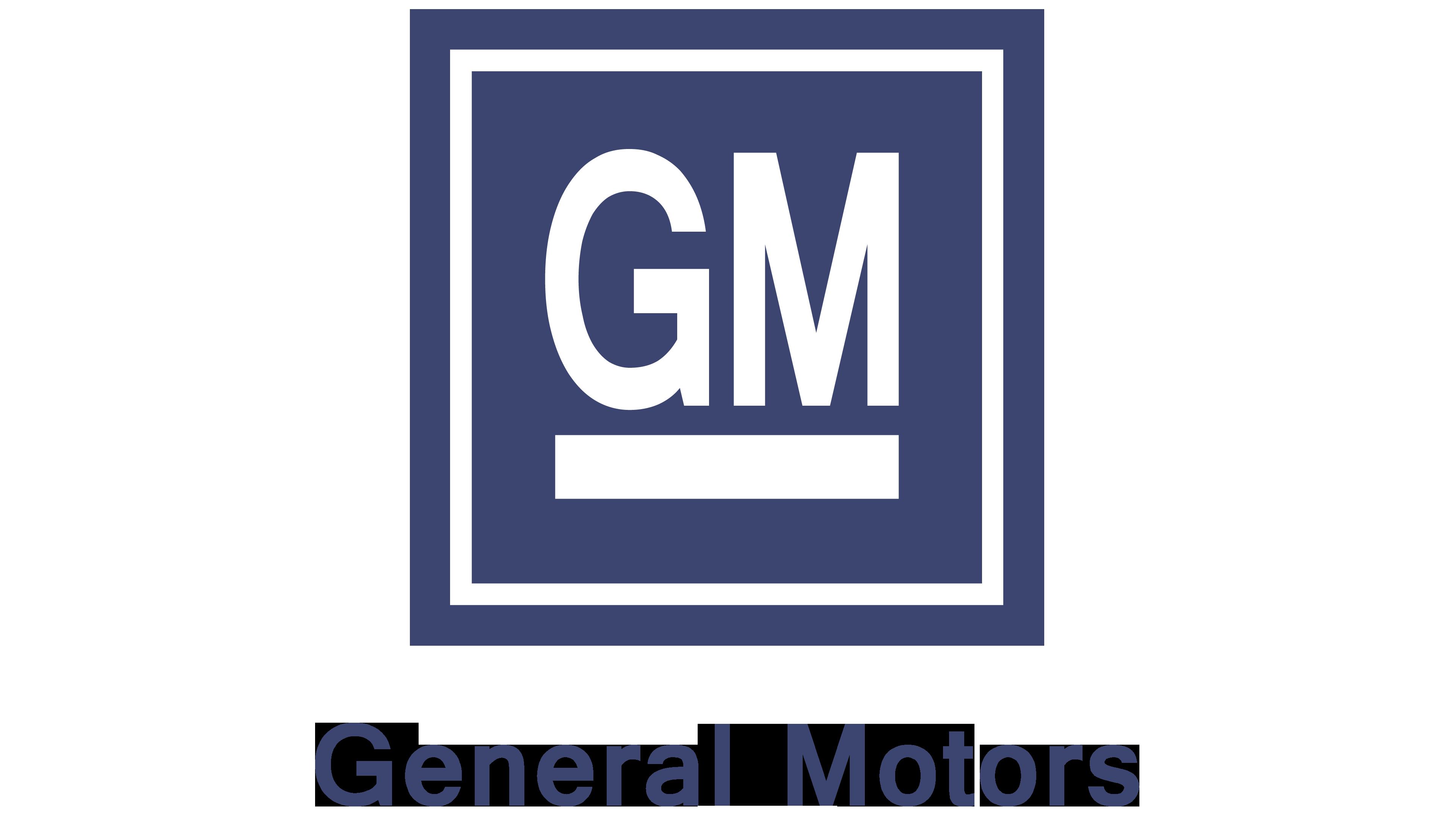 Gm General Motors Logos