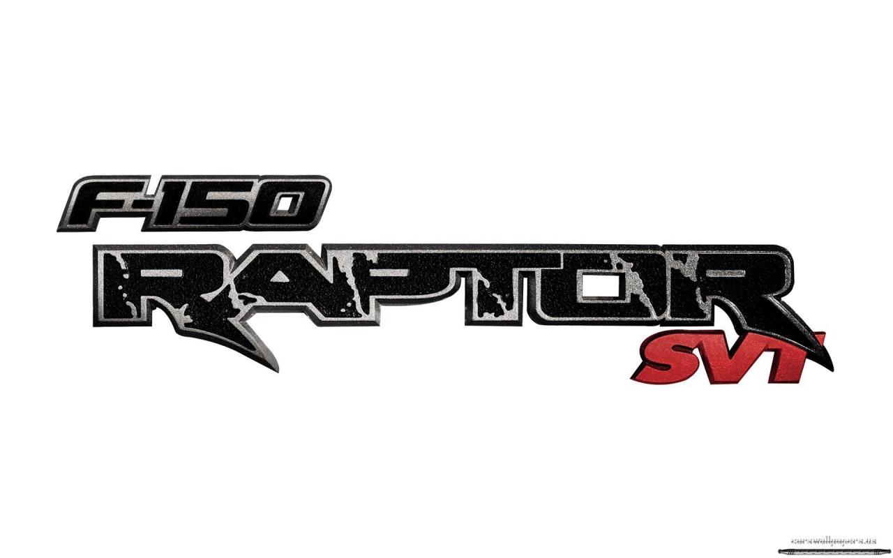 Ford Raptor Logos