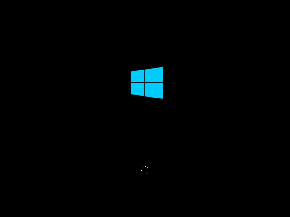 vm fusion windows black screen